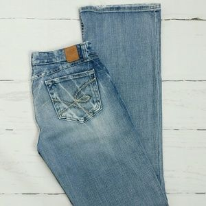 Bke Distressed Jeans 30 Tall